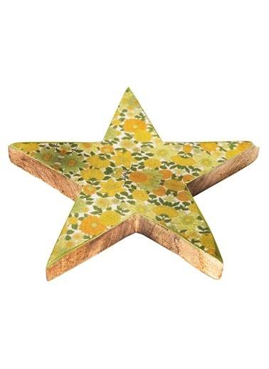 Vitale Dekoratif Yıldız Küçük Boy Yeşil